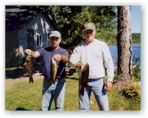 Lake Molunkus is home to some of the best small mouth bass fishing in New England.