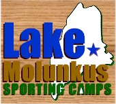 Family vacations, deer hunting, bear hunting, moose hunting and fishing can be found at Lake Molunkus Sporting Camps, nestled in the pristene northern Maine woods.